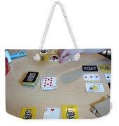 Cards Weekender Tote Bag
