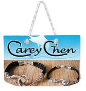 Carey Chen Jewelry Weekender Tote Bag
