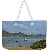Caribbean Cove Weekender Tote Bag
