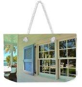 Caribbean Reflective Window Weekender Tote Bag