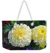 Carnations Weekender Tote Bag