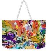 Carnival Abstract 082512 Weekender Tote Bag