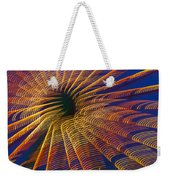 Carnival Abstract Lights Weekender Tote Bag
