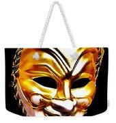 Carnival Mask 2 Weekender Tote Bag
