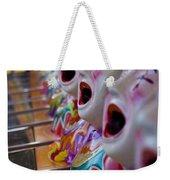 Carnival Of Clowns Weekender Tote Bag