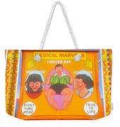 Carnval Art Number 2 Weekender Tote Bag