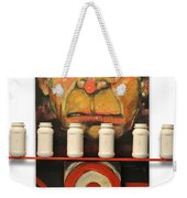 Carny With Type Poster Weekender Tote Bag