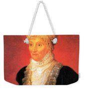 Caroline Herschel, German-british Weekender Tote Bag