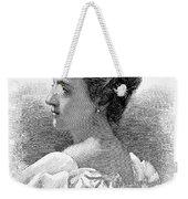 Caroline Lavinia Harrison Weekender Tote Bag by Granger