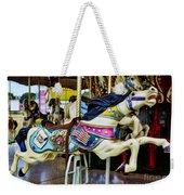 Carousel - Horse - Jumping Weekender Tote Bag