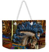 Carousel Beauty Star Of The Show Weekender Tote Bag