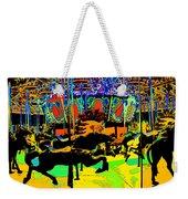 Carousel Colors Weekender Tote Bag