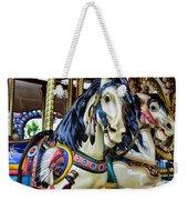 Carousel Horse 2 Weekender Tote Bag by Paul Ward
