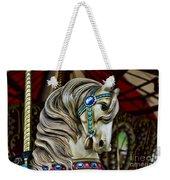 Carousel Horse 3 Weekender Tote Bag by Paul Ward