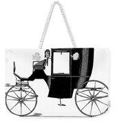 Carriage: Brougham Weekender Tote Bag