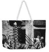 Carriage Cartoon, 1776 Weekender Tote Bag
