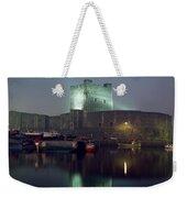 Carrickfergus Castle & Harbour, Co Weekender Tote Bag