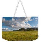 Carrizo Plain National Monument Weekender Tote Bag