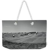 Carrying The Load Weekender Tote Bag by Scott Pellegrin