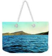 Carter Lake Weekender Tote Bag