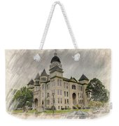 Carthage Courthouse Weekender Tote Bag
