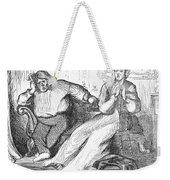Cartoon: Draft, 1862 Weekender Tote Bag