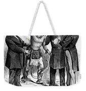Cartoon: Native Americans, 1876 Weekender Tote Bag by Granger