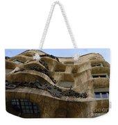 Casa Mila Barcelona Weekender Tote Bag