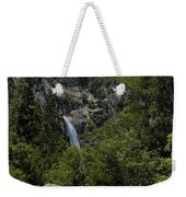 Cascade Falls Yosemite National Park Weekender Tote Bag