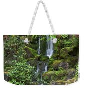 Cascading Waters Weekender Tote Bag