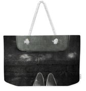 Case And Shoes Weekender Tote Bag by Joana Kruse