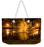 Casino Royale A La Napanee Weekender Tote Bag