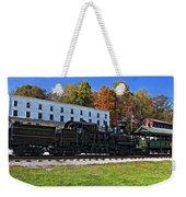 Cass Railway Wv Painted Weekender Tote Bag