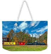 Cass Scenic Railroad Weekender Tote Bag