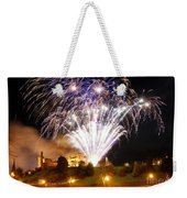 Castle Illuminations Weekender Tote Bag
