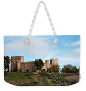 Castle In Sunlight Weekender Tote Bag