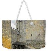 Castle Interior Ground France Weekender Tote Bag