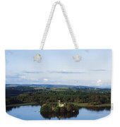 Castle Island, Lough Key Forest Park Weekender Tote Bag