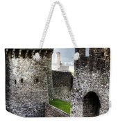 Castle Weekender Tote Bag by Joana Kruse