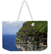 Castle On A Cliff, Obriens Tower Weekender Tote Bag