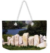 Castlewellan Castle, Castlewellan, Co Weekender Tote Bag