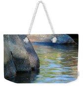 Castor River Reflections Weekender Tote Bag