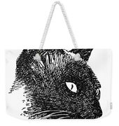 Cat Drawings 5 Weekender Tote Bag