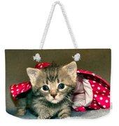 Cat In The Hat Weekender Tote Bag