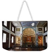 Cataldo Mission Altar And Interior Weekender Tote Bag