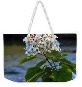 Catalpa Beauty Weekender Tote Bag
