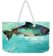 Catch 2 Weekender Tote Bag