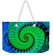 Catch The Dragon Weekender Tote Bag