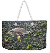 Catching Crab Weekender Tote Bag
