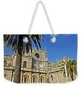 Catedral De Santa Maria De La Sede - Sevilla Weekender Tote Bag